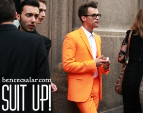 Street Style: SUIT UP!