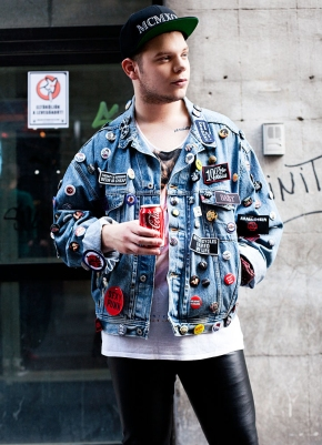 New Kid On The Block – BenceCsalar x Szputnyikshop