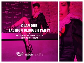 GLAMOUR Fashion Blogger Party