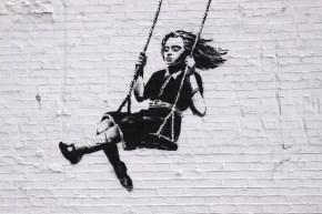 A hónap művésze:Banksy