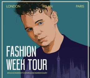 #FashionWeekTour